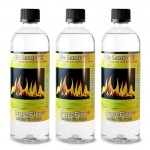 PureFire™ Bio Lamp Oil, 3-Pack 750 ML