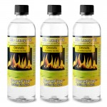 PureFire™ CITRO Bio Lamp Oil, 3-Pack 750 ML