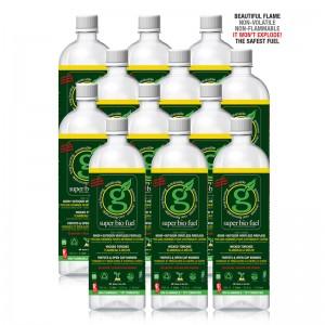 Super.Bio.Fuel™ 12 Pack 1-Liter Bottles